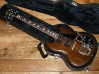 Gibson SG Deluxe 1972 with Seymour Duncan pickups