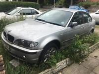 BMW 320D 2002 85k