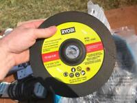 "Robi 9"" discs x3 Brand New"