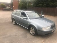 SKODA OCTAVIA 4X4 TURBO VERY RARE BARGAIN !!!!!!