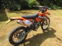 KTM 250 EXC 2005