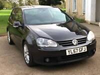 Volkswagen Golf 2008registered 1.4TSI TURBO 170BHP 6speed Immaculate Car