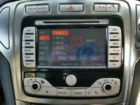 Ford touch screen sat nav radio