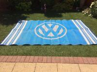 VW Camper carpet