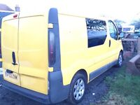 Surf / Race day camper van.