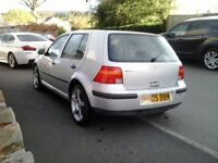 VW Golf 1400cc 1998 drives great, spars or repars