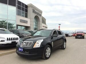 2013 Cadillac SRX Leather Collection, Bluetooth, Clean Carproof