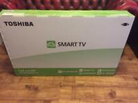 Toshiba smart led backlight tv