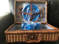 Picnic basket, never used