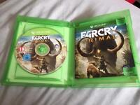 Farcry Primal for sale £15