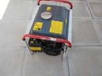 B & Q Pro Petrol Generator