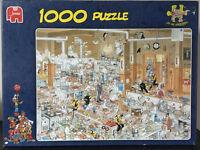 Puzzle Jigsaw 1000 Pieces Jan Van Haasteren
