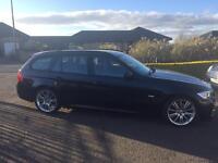 BMW 320D M-Sport 184 bhp model