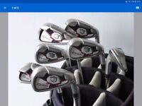 Wilson staff d200 golf irons