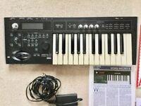 Korg Micro X Synthesizer