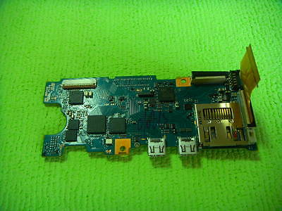 GENUINE SONY HDR-PJ350 SYSTEM MAIN BOARD PARTS FOR REPAIR