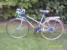 RALEIGH WISP LADIES RACER ONE OF MANY QUALITY BICYCLES FOR SALE