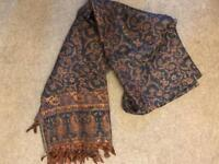 Exquisite Brand New African Shawl- East Africa