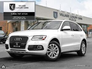 2013 Audi Q5 2.0T Premium FACTORY EXTENDED WARRANTY | NEW BRA...