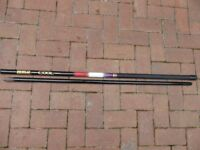 Zebco - 5 metre pole rod 5 sections