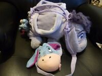 Small Eeyore Handbag/Shoulder Bag