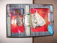 Star Wars Action Fleet Series Alpha - Rebel Snowspeeder