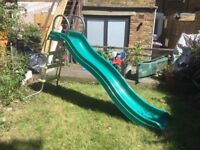 Large children's wave slide, very strong and stable