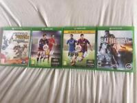 UNOPENED XBOX ONE GAMES FOR SALE CHEAP