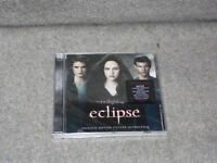 TWILIGHT SAGA: ECLIPSE OST (Brand new and sealed)
