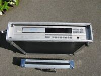 Denon- 600F CD Player in Flightcase