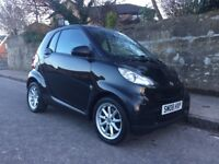 SMART FORTWO PURE 61 AUTO-2008-48K-1 YEARS MOT-SERVICE HISTORY