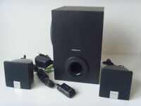 CREATIVE Inspire 2.1 PC Computer Speakers with Subwoofer