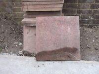 FREE - 30 Used paving slabs