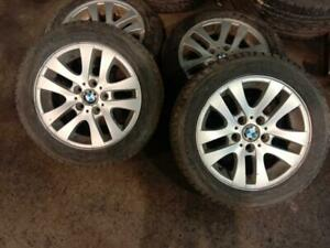 205/55 R16 BMW Mags with winter tires.