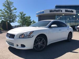 2013 Nissan Maxima Sport PKG. SPORT PKG. LEATHER, SUNROOF, HEATE