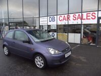 2006 06 FORD FIESTA 1.2 STYLE 16V 3d 78 BHP **** GUARANTEED FINANCE **** PART EX WELCOME