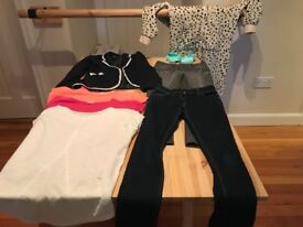 Girls Clothes Bundle Age 9 and Age 9 to 10. SOLD