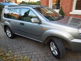 Nissan X trail in great condition