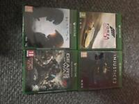 Xbox games 4 for £25