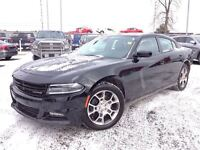 2015 Dodge Charger SXT**AWD**LEATHER**NAV**BCK UP CAM**SUNROOF