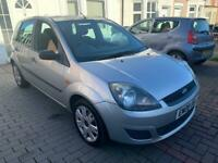 2008 Ford Fiesta Style Automatic 1.6 Petrol (5dr)