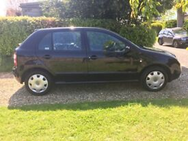 Skoda Fabia Comfort, 2004, very low mileage and good condition for sale