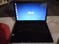 VERY FAST ASUS INTEL CORE i3 LAPTOP,15.6 LED SCREEN,HDMI,USB 3.0,CAMERA,DVDRW,MS OFFICE