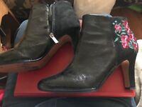 Joe Brown Ladies Ankle Boots