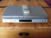 Toshiba SD-34VBSB DVD Player/VHS Recorder