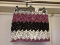 Be Beau sequin skirt