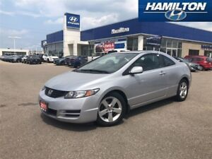 2011 Honda Civic Coupe | SE | PWR GRP | ROOF | ALLOYS |