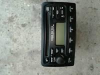 Ford radio/cd player