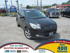 2013 Ford Escape SE | SAT RADIO | HEATED SEATS