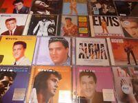 JOB LOT OF ELVIS CD'S SOME STILL SEALED